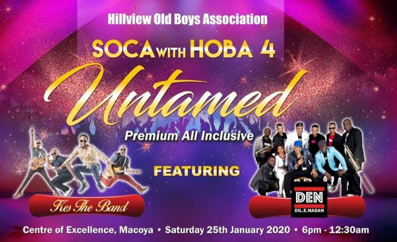 SOCA with HOBA 4