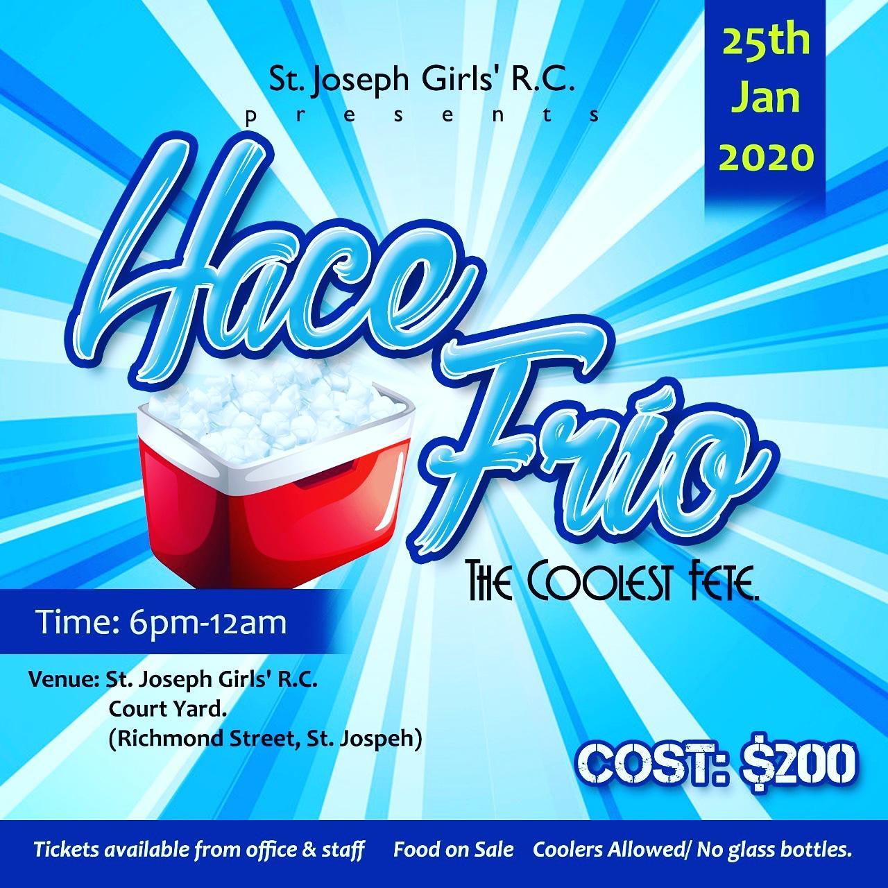 Hace Frío - The Coolest Fete