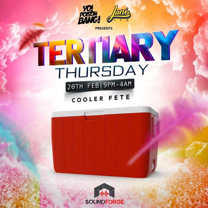 Tertiary Thursday