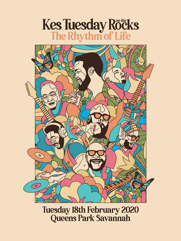 Tuesday On The Rocks – Rhythm of Life