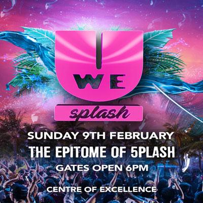 U We Splash 5 - The Epitome of Splash
