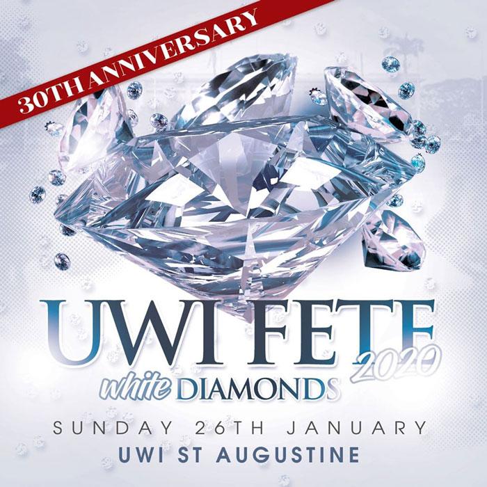 "UWI Fete 2020 - ""White Diamonds"""
