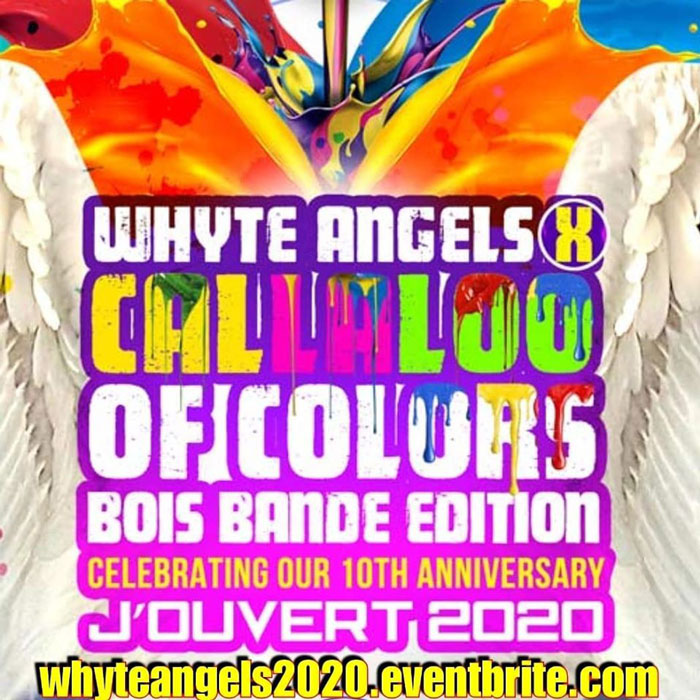 Whyte Angels - Cal-La-Loo Of Colors Jouvert