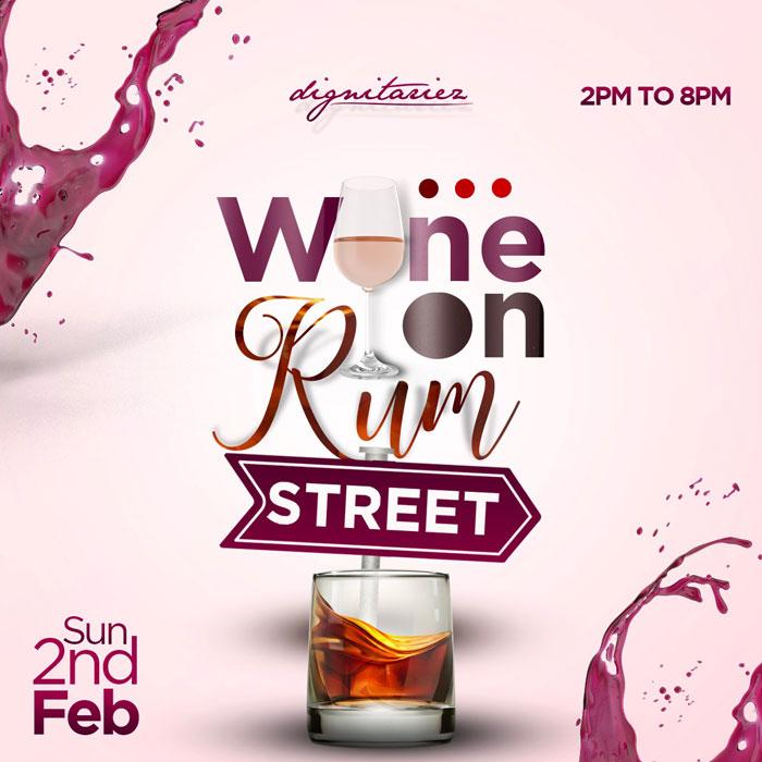 Wine on Rum Street