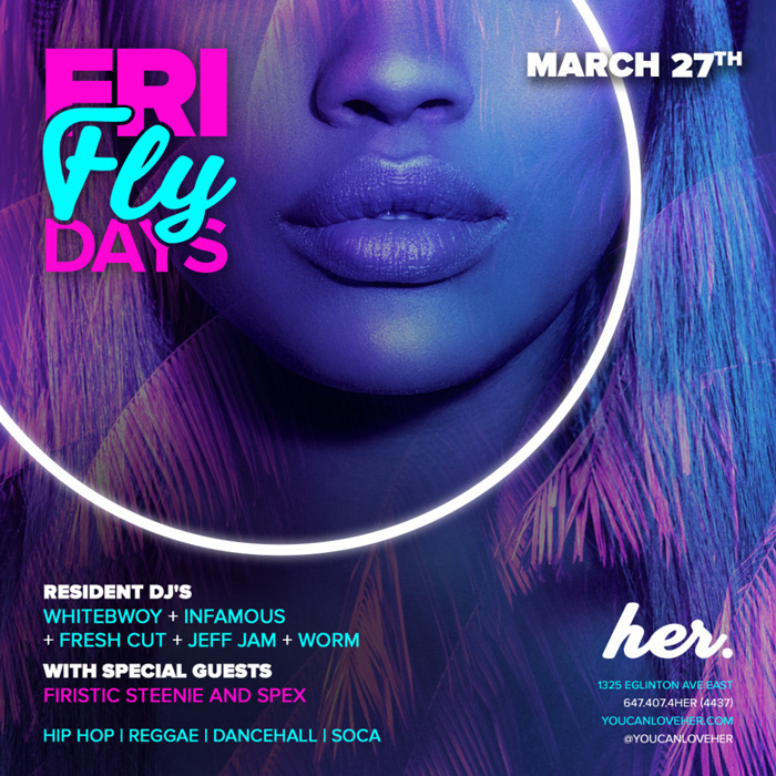 *FLY FRIDAYS - Whitebwoy x Spex x Steenie