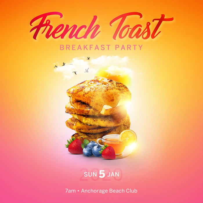 French Toast Breakfast Party