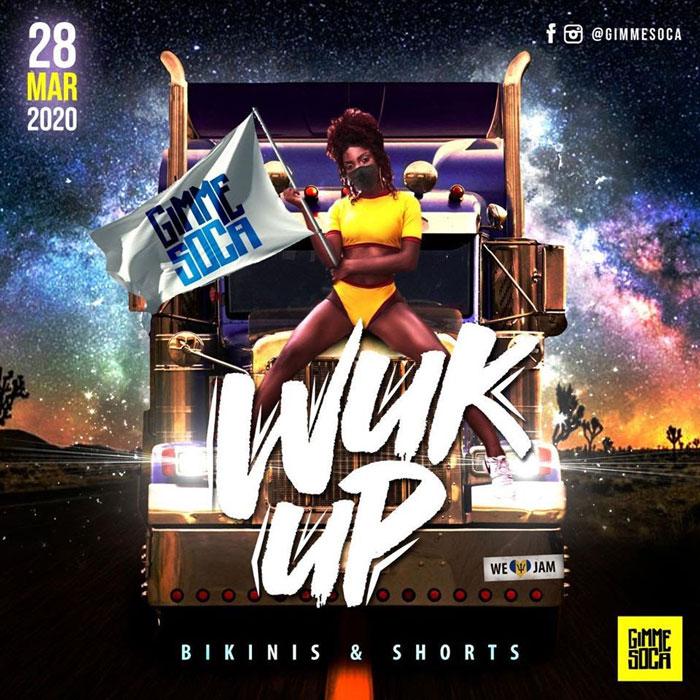 Gimmesoca - Wuk Up, Trucks, Bikinis & Shorts