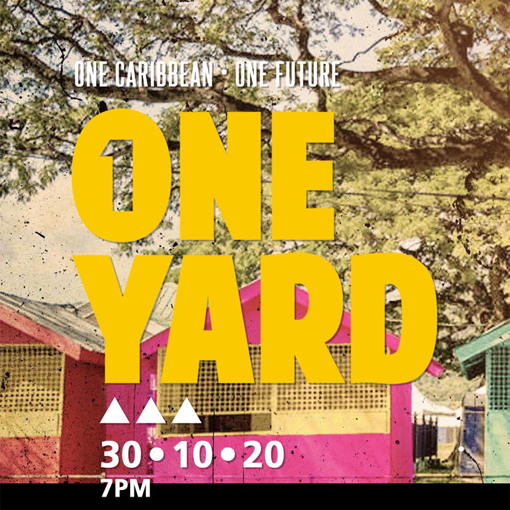 ONE YARD - A Virtual Benefit Concert
