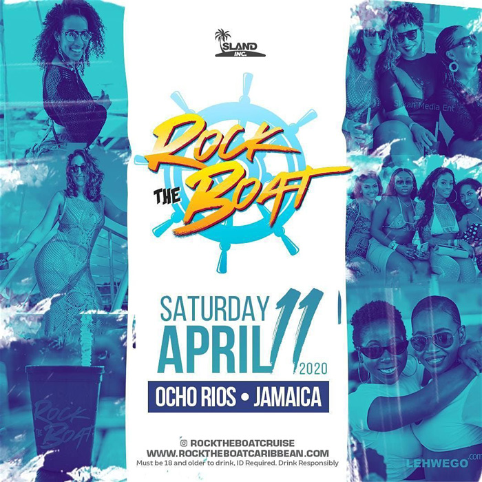 Rock The Boat Easter Weekend 2020