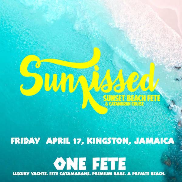 SunKissed   The Sunset Beach Fete & Catamaran Cruise