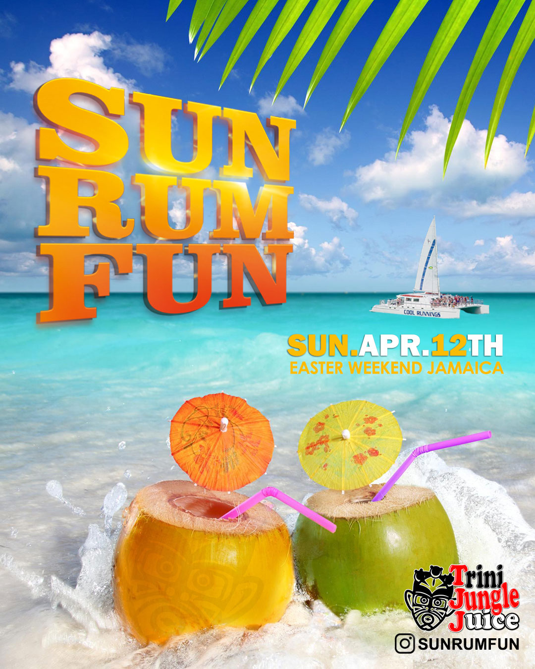 Trini Jungle Juice: SUN RUM FUN Cruise 2020
