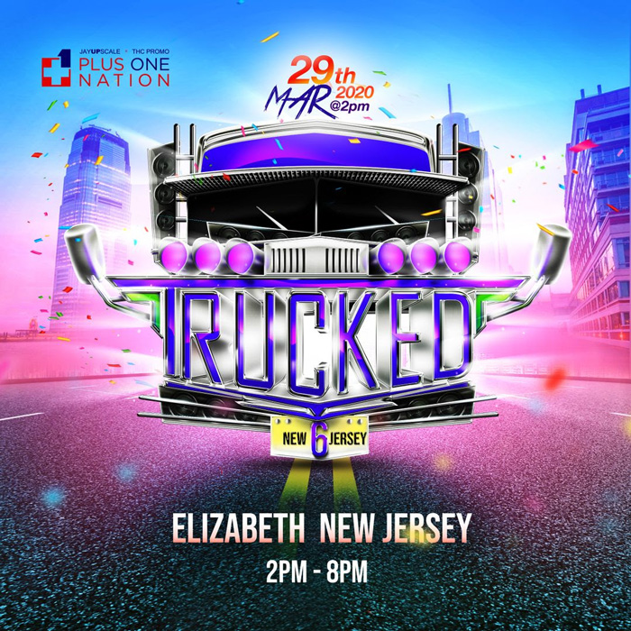 TRUCKED New Jersey - Soca Day Party