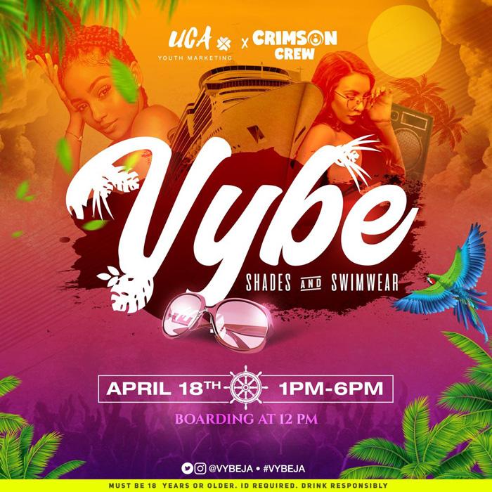 Vybe Jamaica: Sahdes & Swimwear