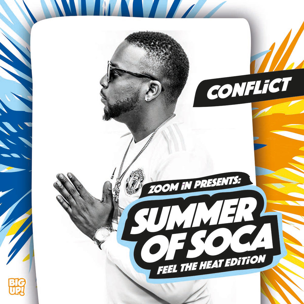 ZOOM iN FETE - Summer of Soca - Feel the Heat Edition