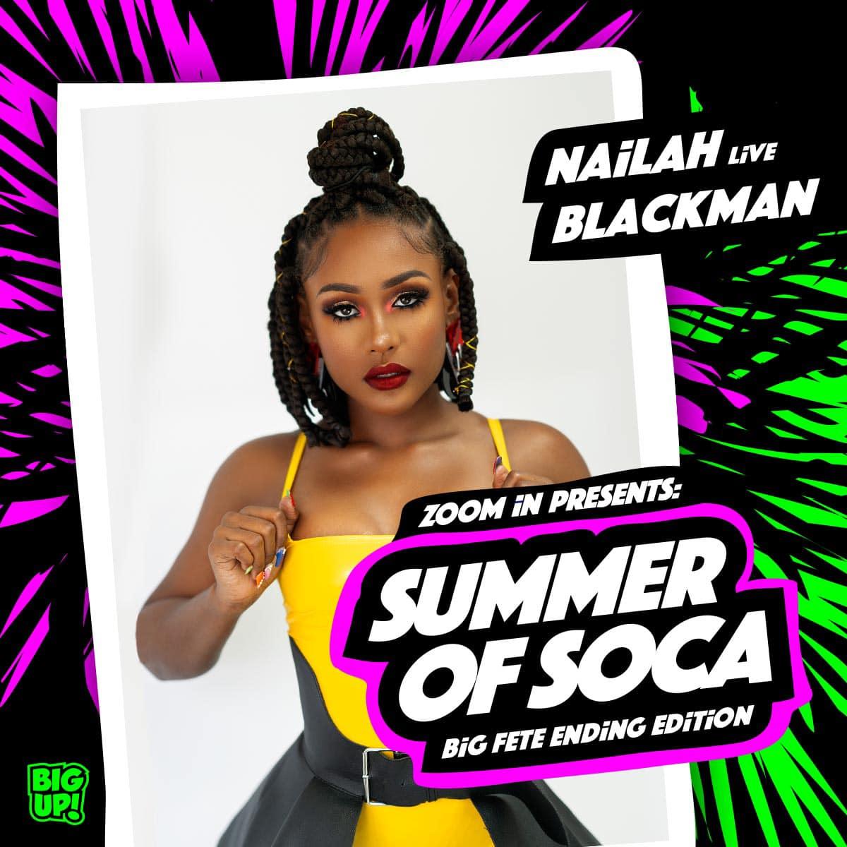 ZOOM iN FETE - Summer of Soca