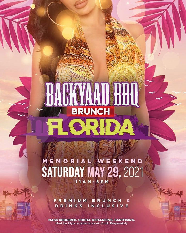 Backyaad BBQ Brunch Florida
