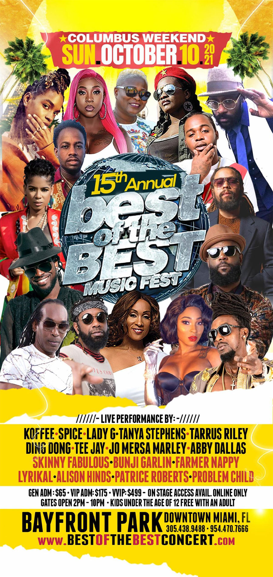 Best of the Best Music Fest 2021