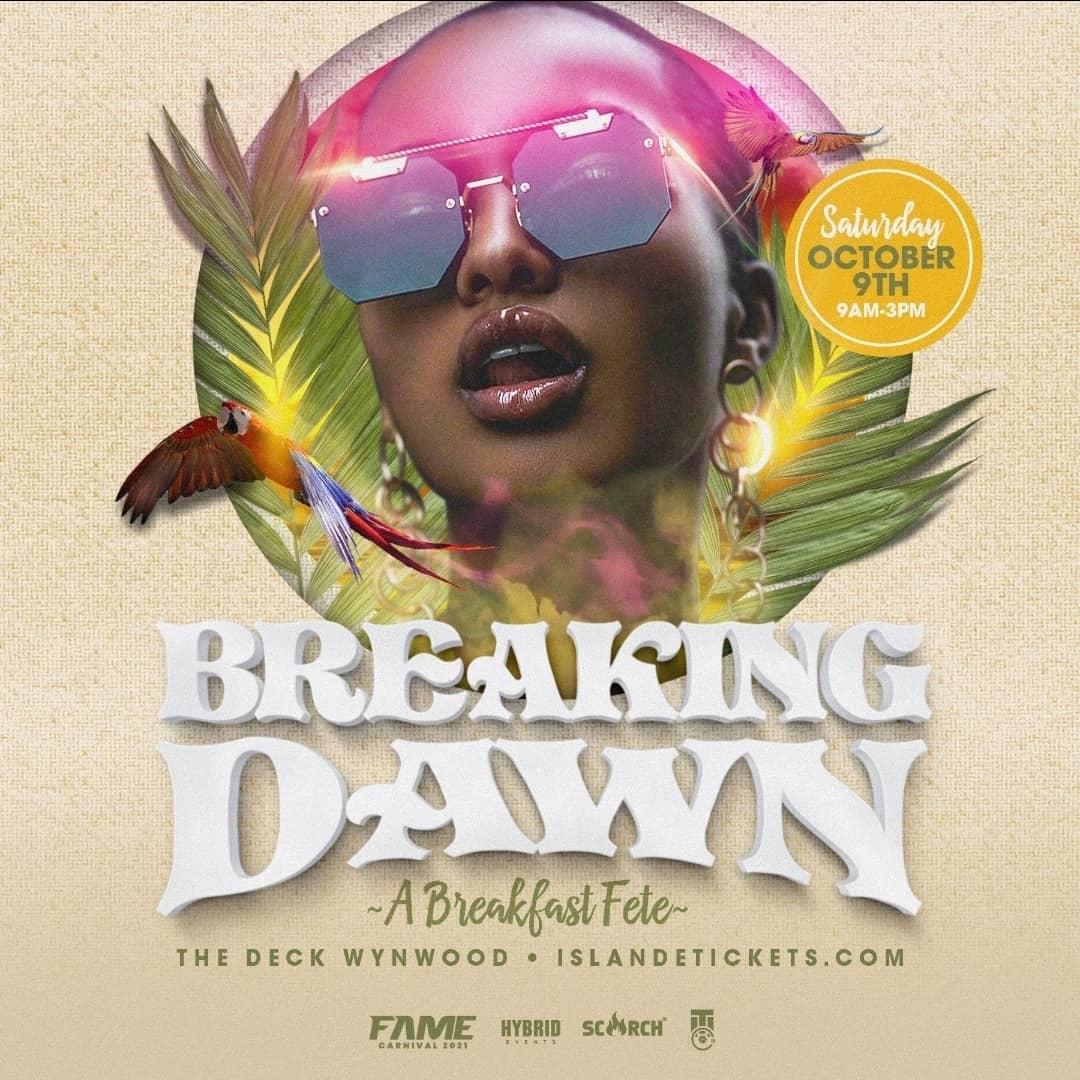 Breaking Dawn Breakfast Fete
