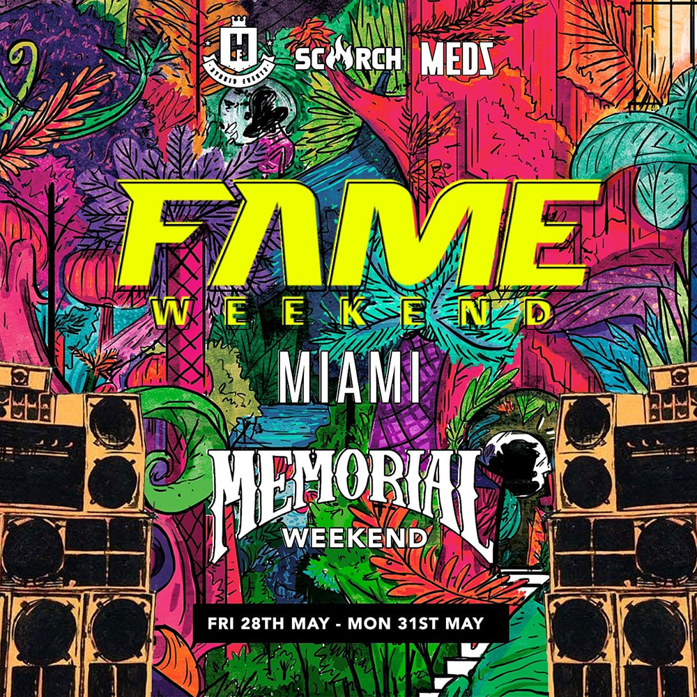 FAME Weekend Miami 2021