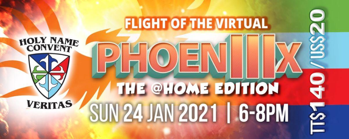Flight of the Virtual Phoenix III - The @Home Edition