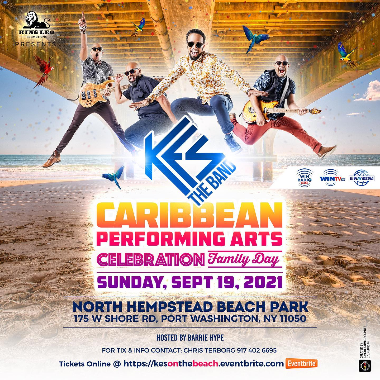 Kes the Band LIVE at Caribbean Performing Arts Concert Family Day NY