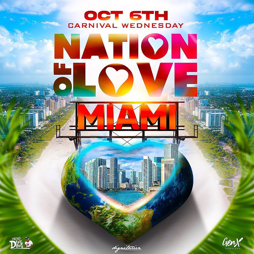 Nation of Love Miami