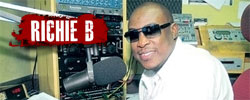 Richie B Weekly Top 10 Dancehall Singles Hit List
