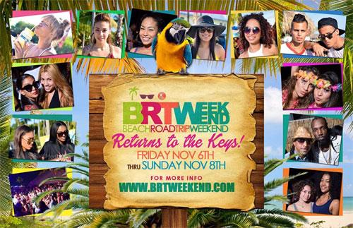BRT Weekend: Return to the Keys!