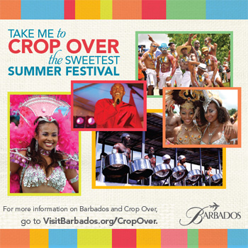 """Crop Over """"The Sweetest Summer Festival"""""""