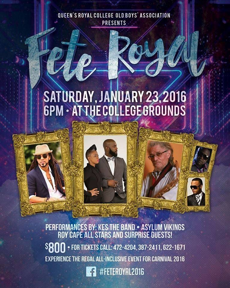 Fete Royal 2016
