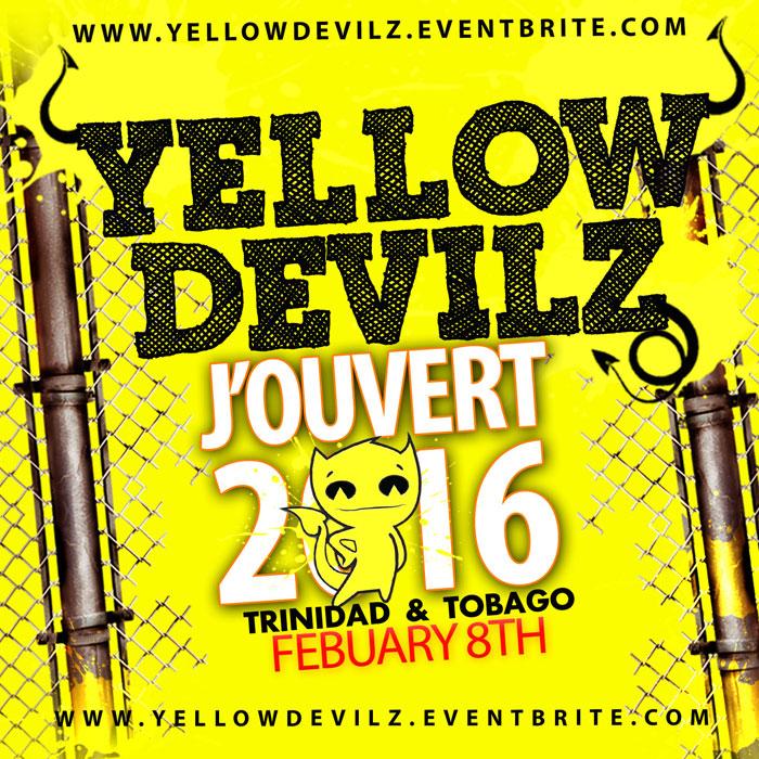 Yellow Devilz J