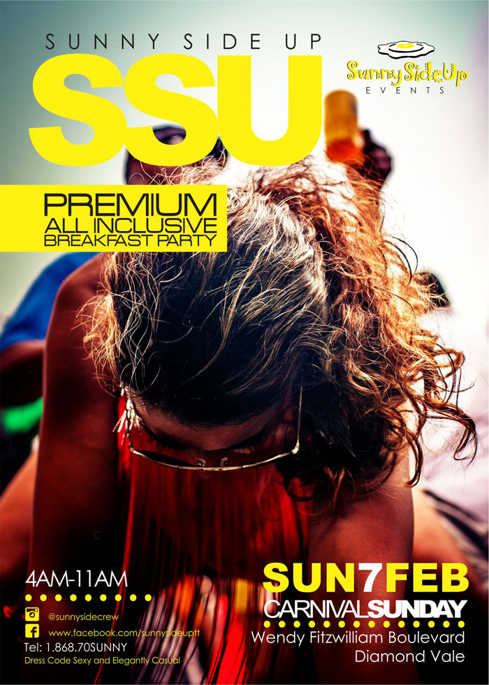 Sunny Side Up Premium All Inclusive Breakfast Party