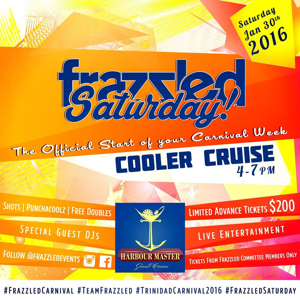 Frazzled - Cooler Cruise