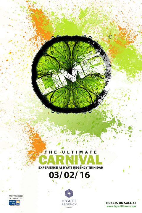 LIME 2016 - The Ultimate All-inclusive Carnival Fete