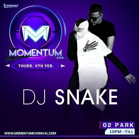 Momentum 2016