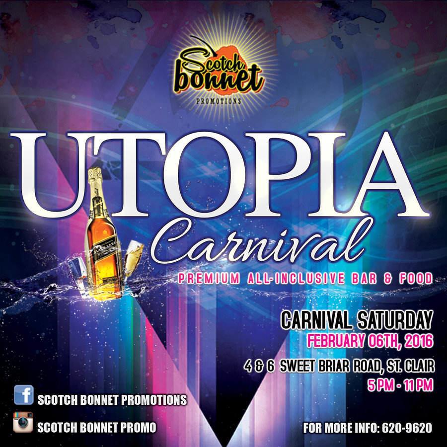 Utopia Carnival - All Inclusive