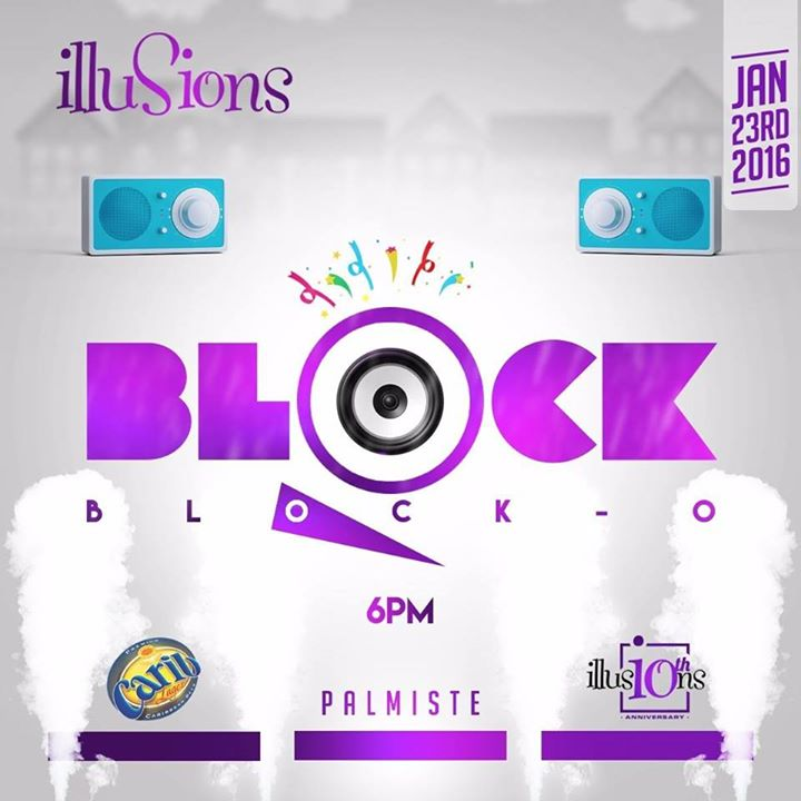 Illusions BLOCK-O
