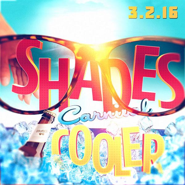 Shades Carnival Cooler