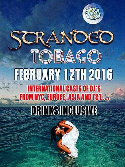 Stranded Tobago Drinks Inclusive