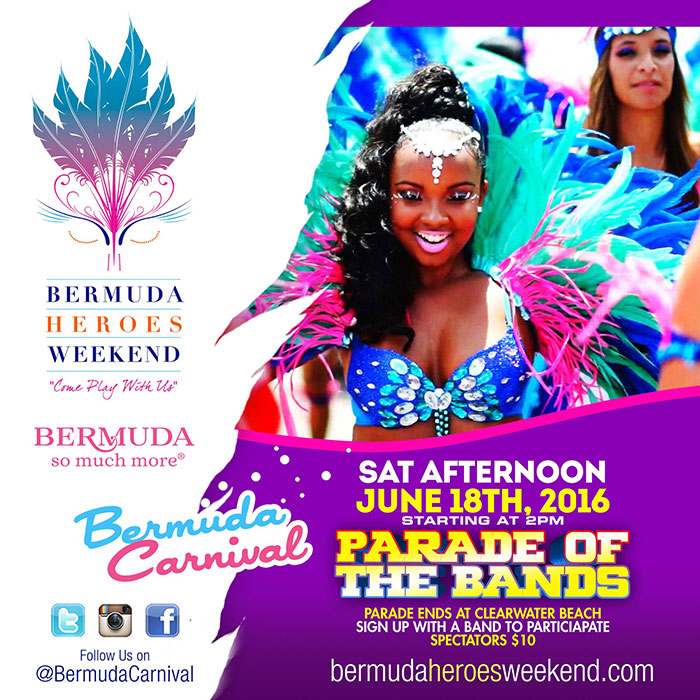 Featured events trinijunglejuice bermuda heroes weekend parade of bands malvernweather Choice Image