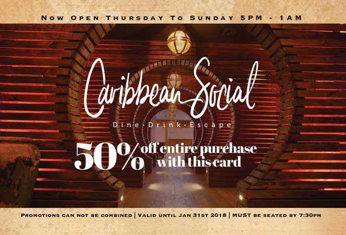 Carribean Restaurant To Open In Brooklyn