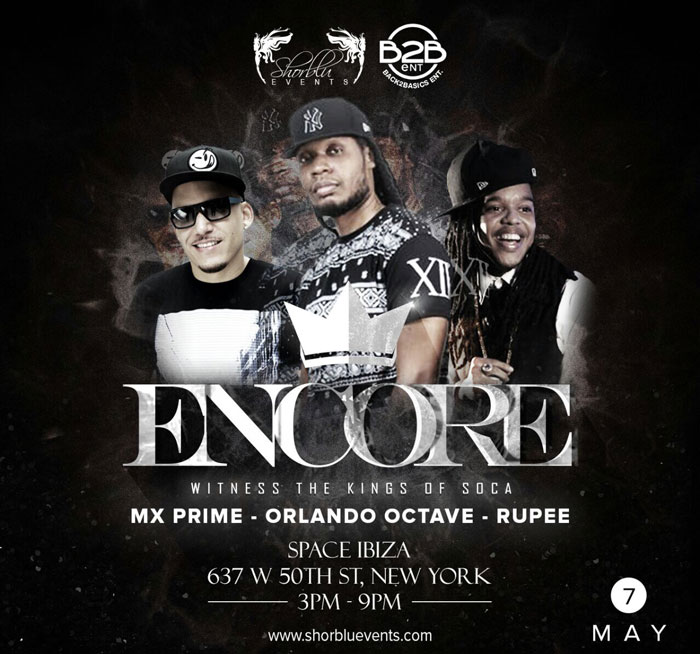Encore 2017 - Feat MX Prime & Friends