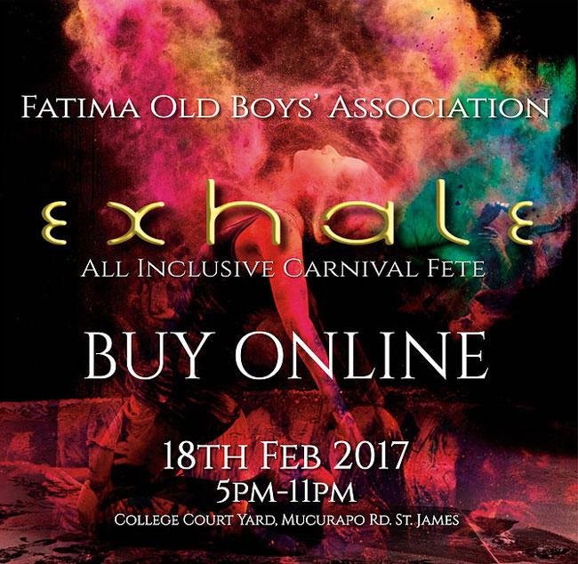 Exhale - All Inclusive Carnival Fete