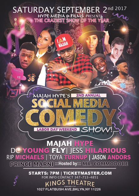 Majah Hype Social Media Comedy Show TriniJungleJuice Trini - 1027 flatbush avenue 11226 brooklyn ny us maps