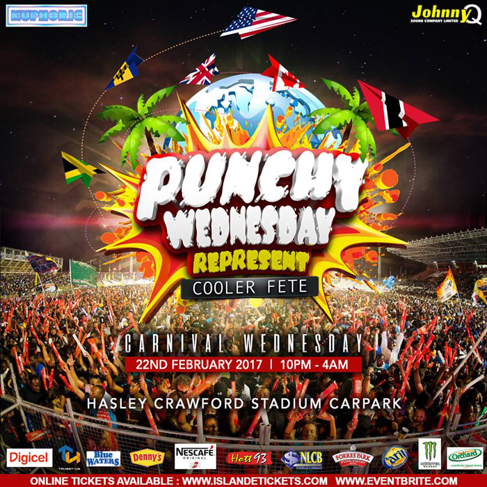 Punchy Wednesday 2017