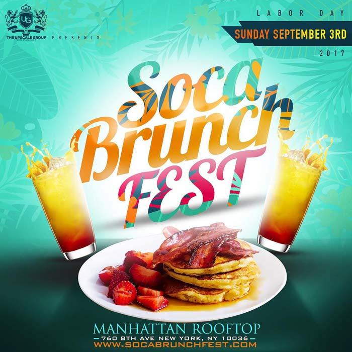 Soca Brunch Fest II