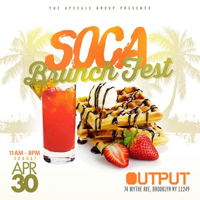 Soca Brunch Fest