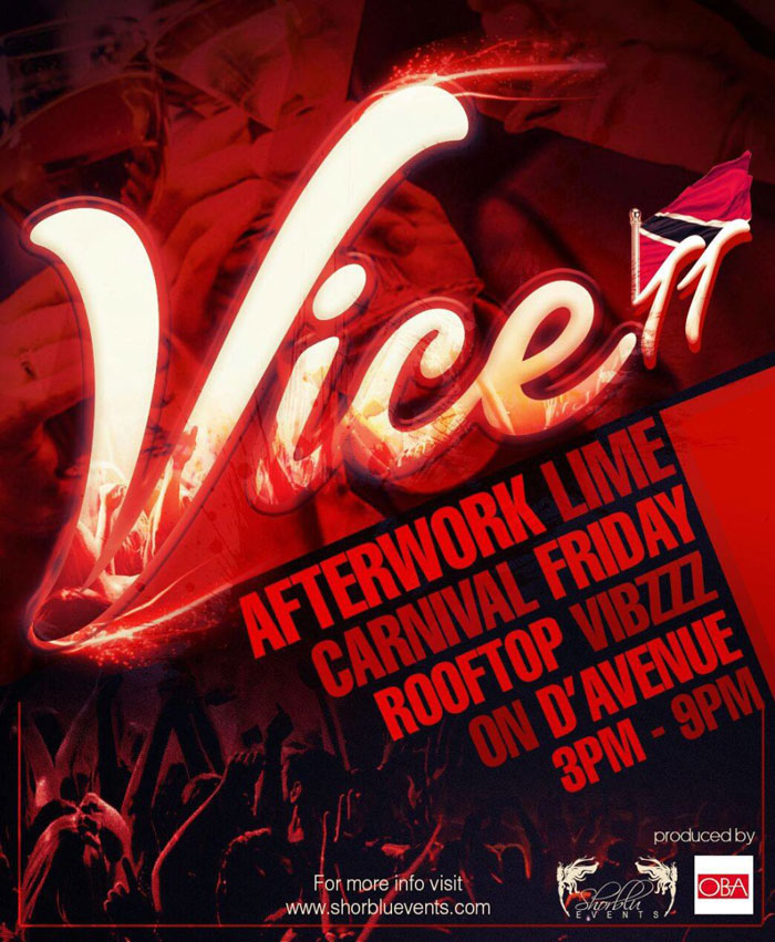 Vice TT (Rooftop Edition) On The Ave
