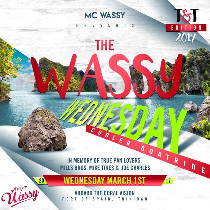 Wassy Wednesday Boatride