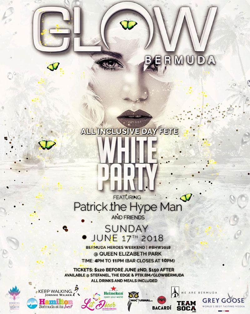 Glow Bermuda 2018